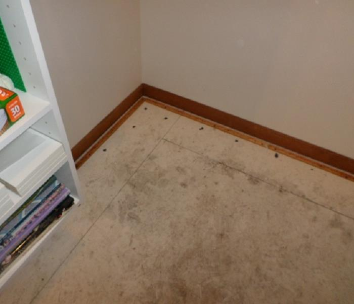Basement floods during summer rains After