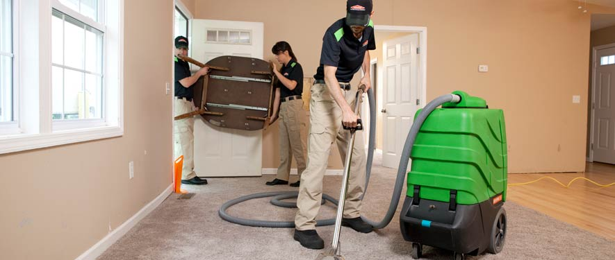 Midland, MI residential restoration cleaning